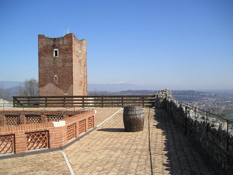 manutenzione straordinaria Castello di Giulietta