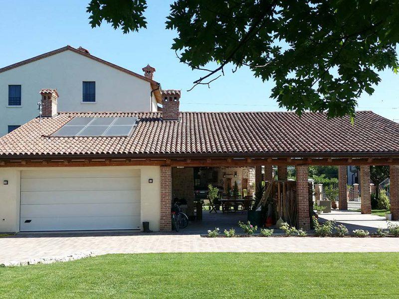 ristrutturazione casa a Malo provincia di Vicenza