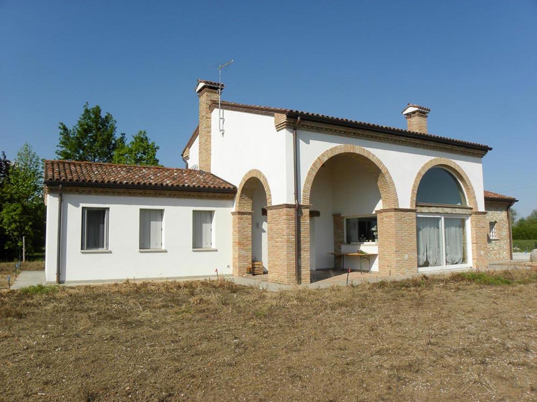 Casa di campagna sandrigo vicenza fabbris for Progetti di villette in campagna