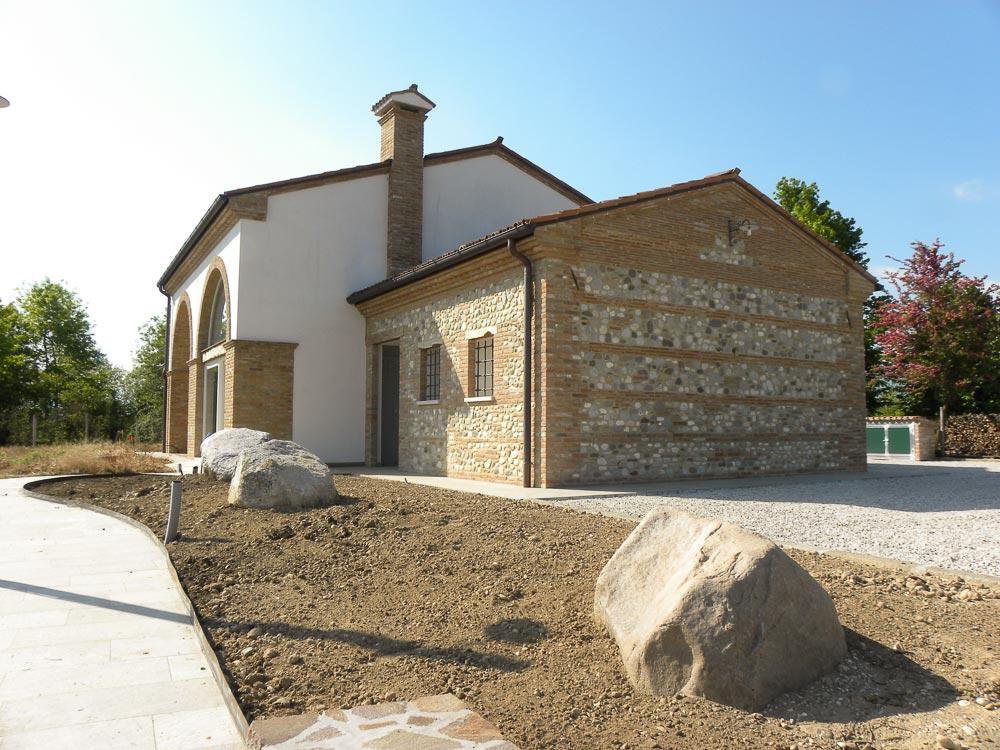 Casa di campagna sandrigo vicenza fabbris for Piani casa colonica di campagna